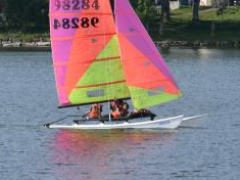 Hobie Cat 16 Catamarano