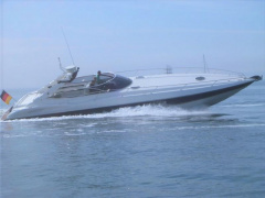 Sunseeker 48 Superhawk Offshore Boat