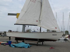 Spanker17 Sailing Dinghy