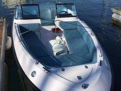 Jet Craft BMW Marine Sportboot