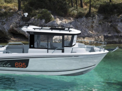 Jeanneau Merry Fisher 695 Serie 2 Marlin Pilothouse