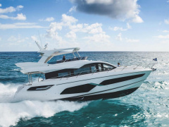 Sunseeker Manhattan 68 Motor Yacht