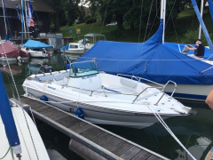 Olympic 520 CC Sport Boat