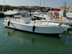 Costa D'Argento 707 Center Console Boat