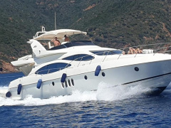 Azimut 68 Plus Semicabinato