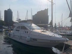Sealine F33/330 Fly + Segel-Cat-Beiboot Flybridge