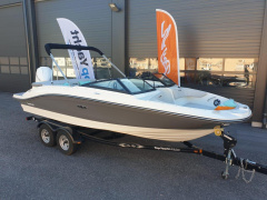 Sea Ray SPX 210 Outboard Sportboot
