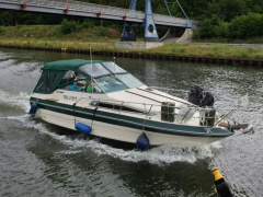 Sea Ray 250 DA Kajuitjacht