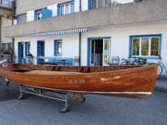 Staempfli T6A Rowing Boat