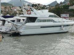 Mochi Craft 46 Fly Flybridge Yacht