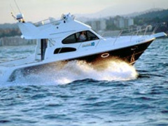 Altair 10 CR / FR Flybridge