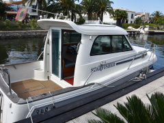 Starfisher 840 Cruiser Pilothouse