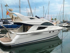 Fairline Phantom 43 Motorjacht