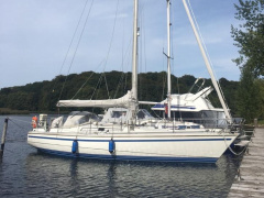 Deacons Boatyard High Tension 36 Segelyacht