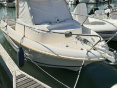 Jeanneau Merry Fisher Marlin 585 Vissersboot