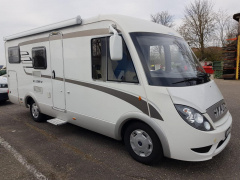 Ford Hymer EXSTS-i 562 Autre