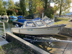Thoma 600 Fisher Fischerboot