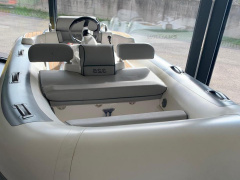 Williams 325 Turbojet Gommone a scafo rigido
