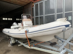 E-Sea SeaLife 550SL RIB
