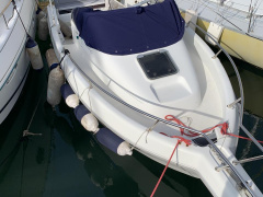 Sessa Key West Fischerboot