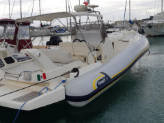 Marlin (IT) marlin 29 cabin Rubberboot met vaste romp