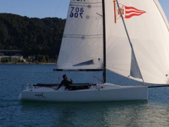 J Boats J70 Kielboot