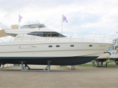 Azimut 43 Fly-bridge Flybridge