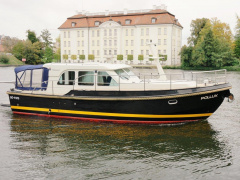 Linssen Grand Sturdy 380 Sedan Iate a motor