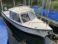 HoWa Fario 580 Tour Fishing Boat