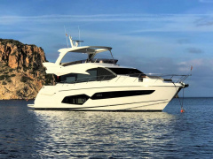 Sunseeker Manhattan 66 Flybridge