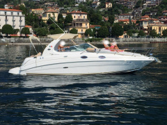 Sea Ray 315 Sundancer Barco com cabine