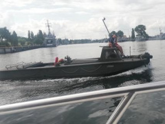 military boat Working Boat