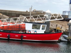 Boston Whaler Suffolk trawler Trawler