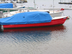 Steiner K72 Fishing Boat