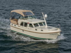Linssen Grand Sturdy 60.33 AC Diamond Edition Trawler