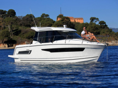 Jeanneau Merry Fisher 895 HB Pilothouse