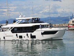 Absolute 73 Navetta Flybridge