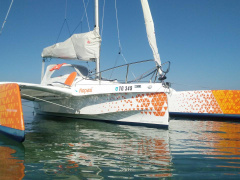 Quorning Dragonfly 25 - Trimaran