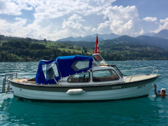 Selje Saga 20 Fishing Boat