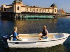 Cremo Crescent 434 Rowing Boat