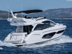 Sunseeker 52 MANHATTAN - BJ. 2017 Flybridge