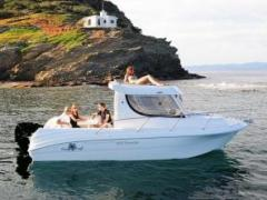 Pacific Craft Timonier + moteurs Suzuki Fischerboot