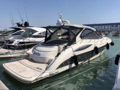 Atlantis 47 HT Hard Top (2009) hyd. Plattform Hard Top Yacht