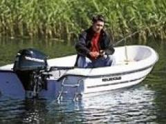 Quicksilver 360 Fish / Nuova Fishing Boat