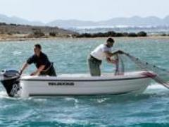 Quicksilver 410 Fish / Nuova Fischerboot