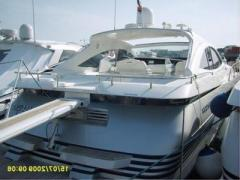 Pershing 54 Yacht a Motore