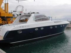 Rizzardi 50 Top line Yacht a Motore