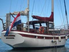 Piculjan Ketch Sailing Yacht