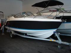 Quicksilver ACTIV 645 CRUISER mit Mercury F 150 XL Kajütboot