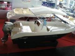 Marinello HFO Honda Bf 50 Trailer